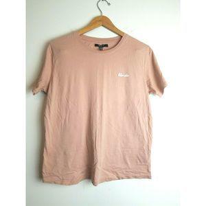 "Brunette The Label tshirt top s/m tee ""blonde"""